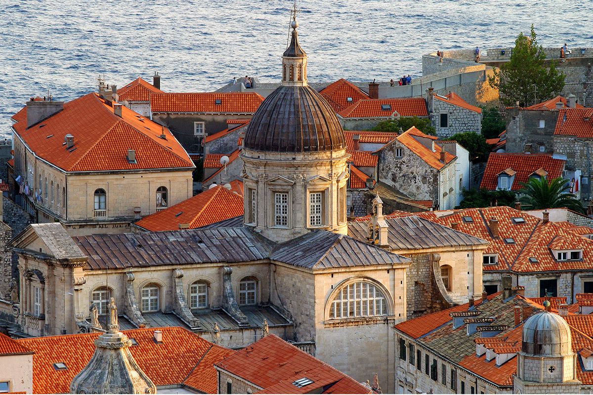 croatia/dubrovnik_church_sunset