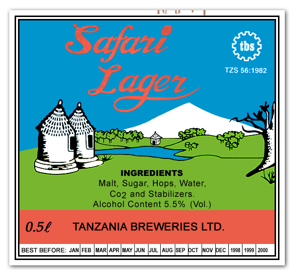 Safari Lager