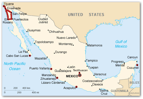 mexico_route_map