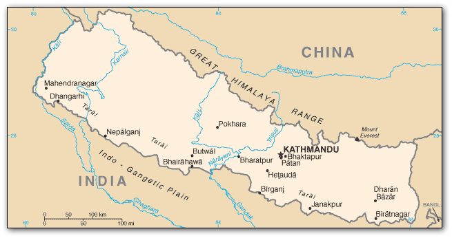 nepal_route_map