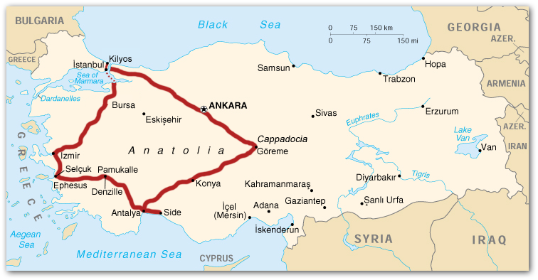turkey_route_map