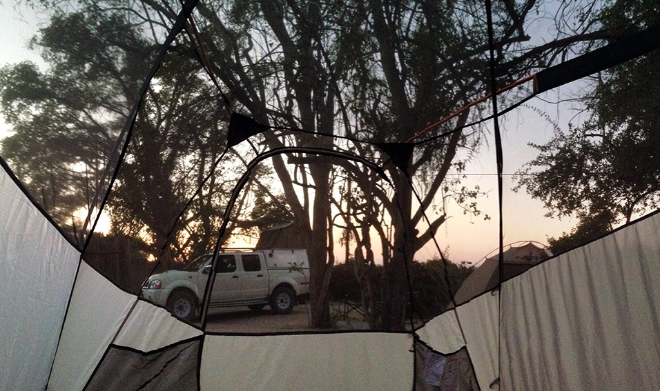botswana/maun_old_bridge_inside_tent_view