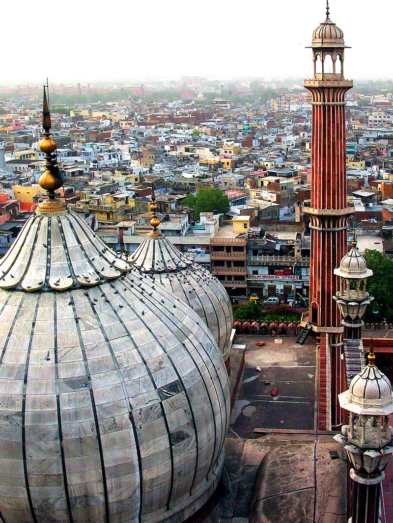 india/delhi_old_dome_view