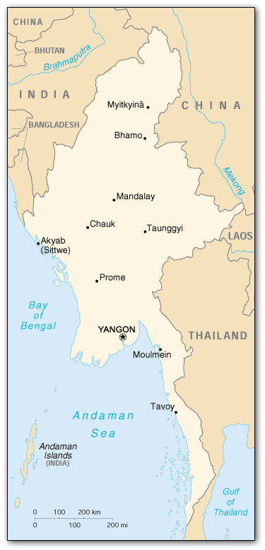 myanmar_route_map